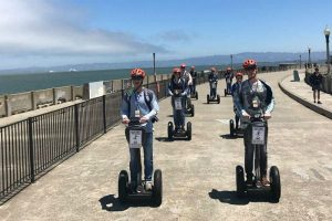 Fisherman's Wharf Segway Tour