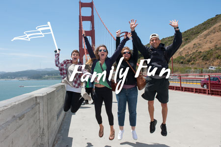 Two Days of Family Fun in San Francisco