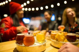 Join the Lucky Tuk Tuk brewery crawl in San Francisco, where the first craft beer was introduced