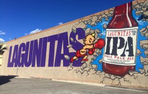 Lagunitas Brewing Company in Las Vegas.